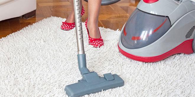 Cara Membersihkan Karpet Tanpa Penyedot Debu