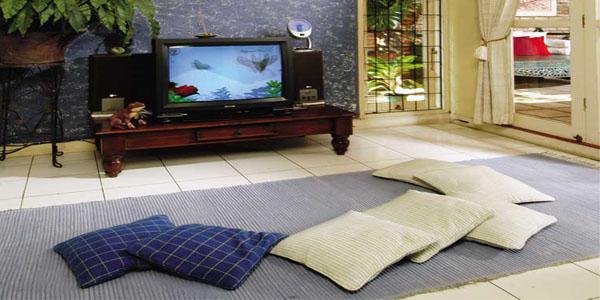 5 Tips Memilih Karpet Ruang TV