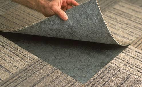cara memasang karpet tile Untuk Kamar Globalkarpet
